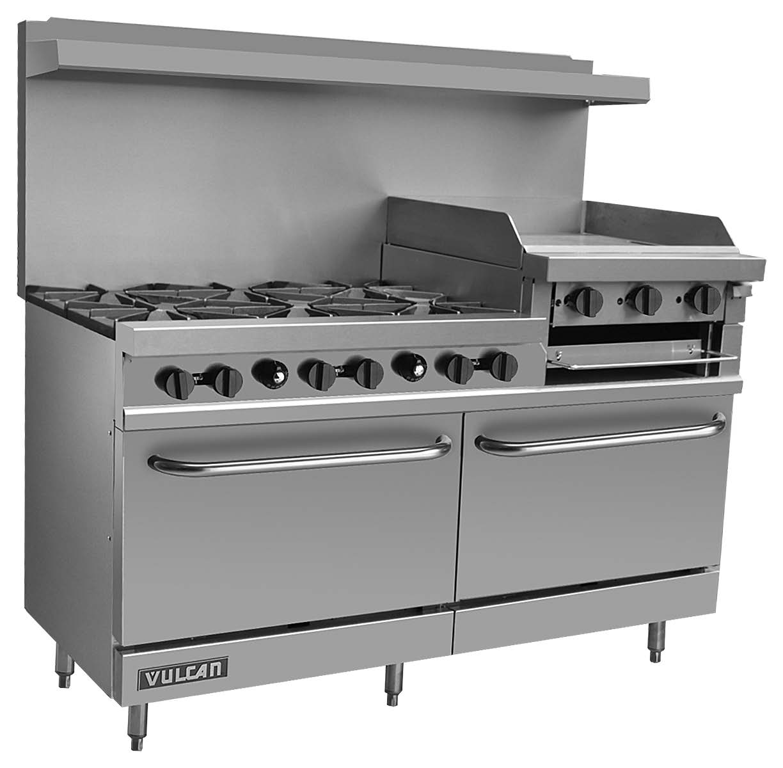 Commercial Kitchen Oven Parts