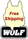 Free Shipping on all Wolf Commercial Ranges, Ovens, Griddles, Broilers, shipped to commercial destinations in the USA