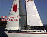 Official Wolf Range Co. Sailing Team